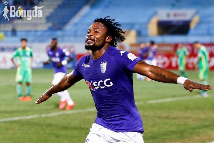 """Chuyển nhượng V-League: Sài Gòn FC trông chờ  """"Vua phá lưới"""" Ganiyu Bolayi Oseni"""
