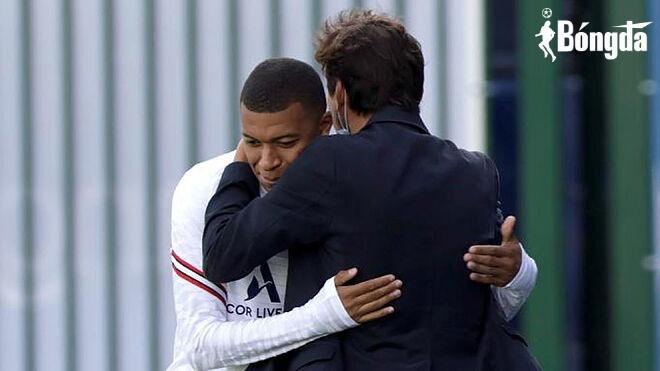 GĐTT PSG tự tin khẳng định Mbappe sẽ đồng hành cùng PSG đến hết mùa sau