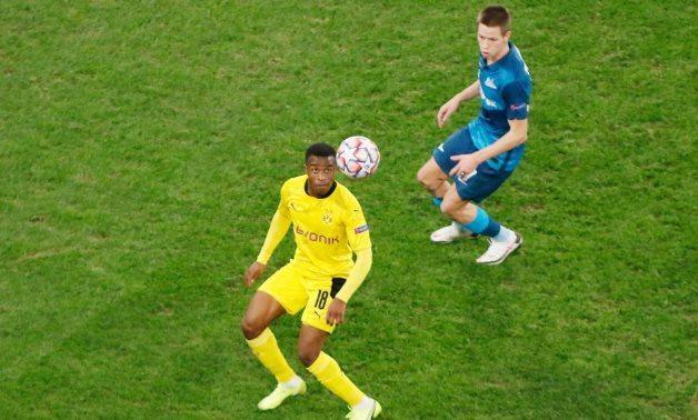 Youssoufa Moukoko góp mặt trong danh sách những cầu thủ trẻ tuổi nhất ra mắt Champions League