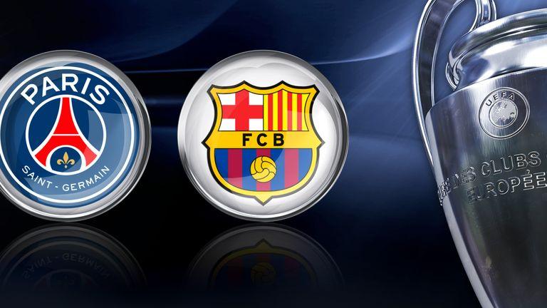 Barcelona gặp PSG ở vòng 16 đội, cuộc hội ngộ trên sân đấu của Messi và Neymar