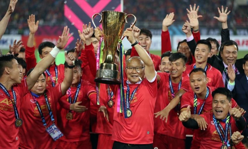 Việt Nam đang là đương kim vô địch AFF Cup