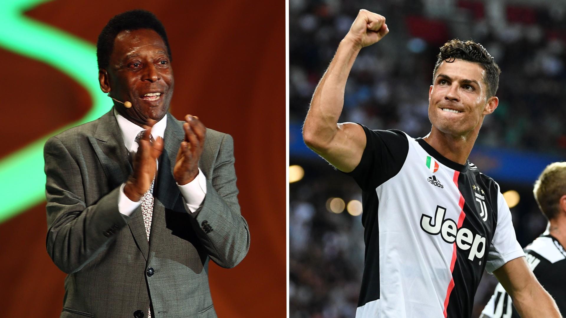 Ronaldo vượt mặt huyền thoại Pele trở thành cầu thủ ghi bàn nhiều nhất lịch sử
