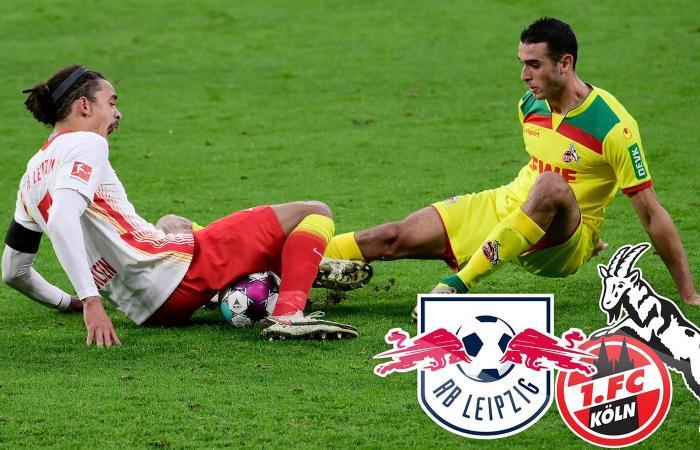 Leipzig bỏ lỡ cơ hội lên top sau trận hoà 0-0 với Cologne