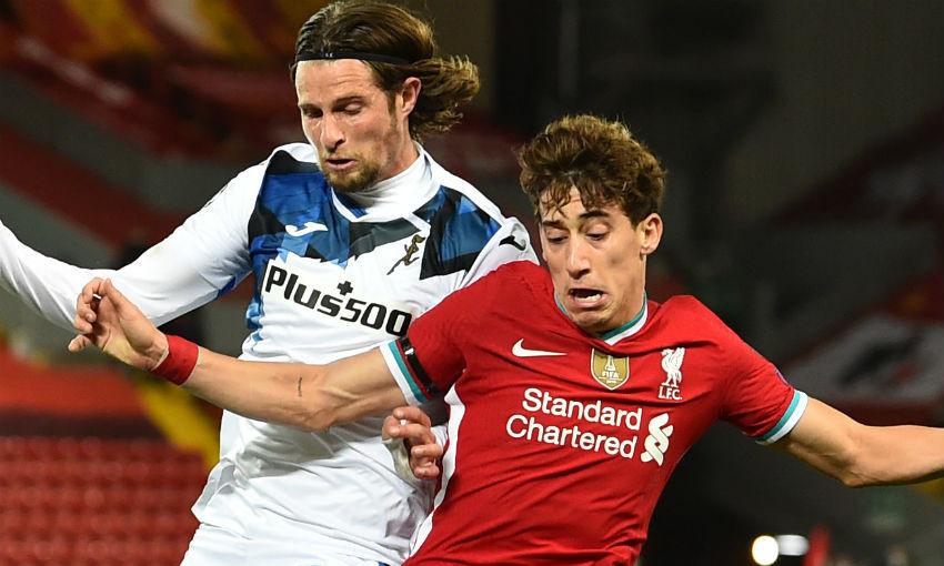 Liverpool thua sốc trước Atalanta