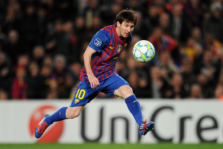 Kỷ lục 5 bàn thắng của Messi tại Champions League