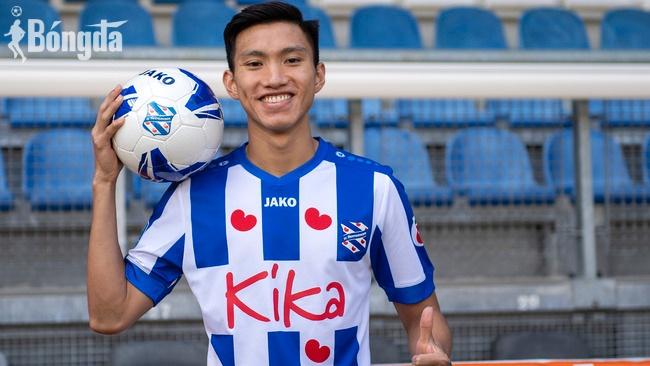 V-League: Văn Hậu nói chia tay Heerenveen để tái hợp Hà Nội FC
