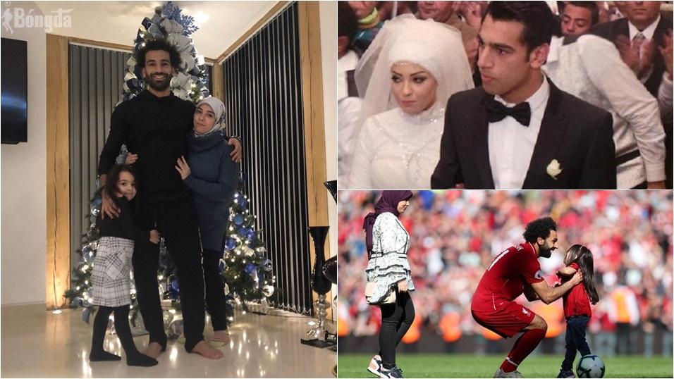 """Vợ Mohamed Salah - người phụ nữ đứng sau thành công của """"Vua Ai Cập"""""""