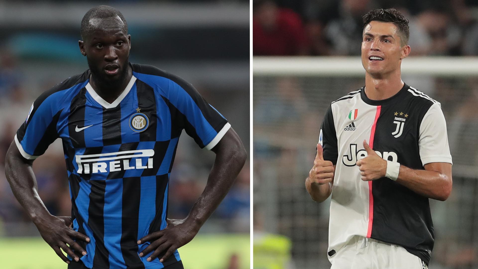 Lukaku nâng tổng số bàn thắng cho Inter tại Serie A lên 18, chính thức bước vào cuộc chiến giành Chiếc Giày Vàng với Ronaldo