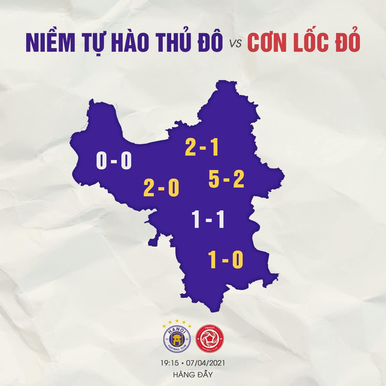 """Hà Nội FC """"cà khịa"""" Viettel trước trận derby thủ đô"""