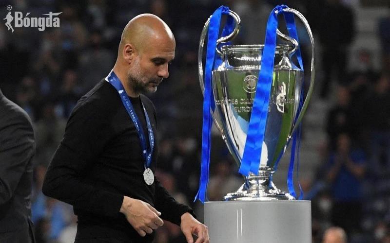"""HLV Pep Guardiola """"bào chữa"""" về trận thua sốc của Man City sau chung kết Champions League"""