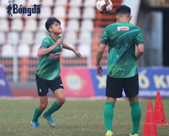 CLB TP.HCM chào đón Phan Thanh Hậu