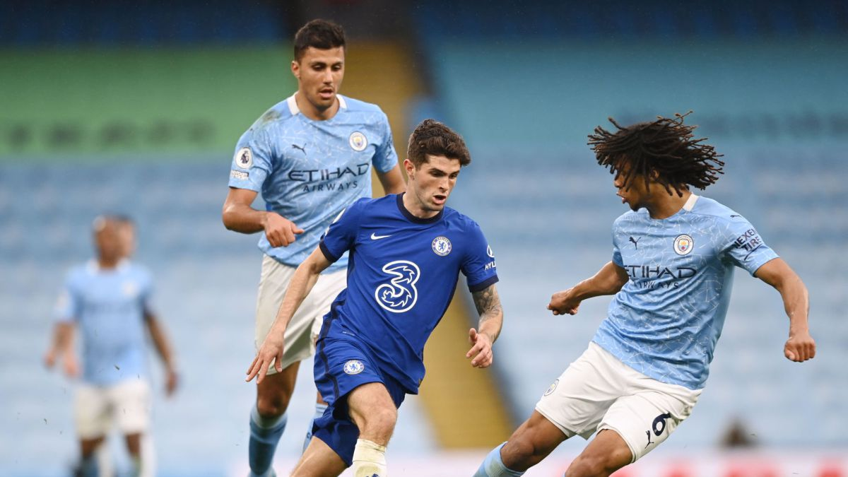 """Kết quả Man City 1-2 Chelsea: The Blues """"tạm hoãn"""" bữa tiệc danh hiệu của Man City, đến xem ngay!"""