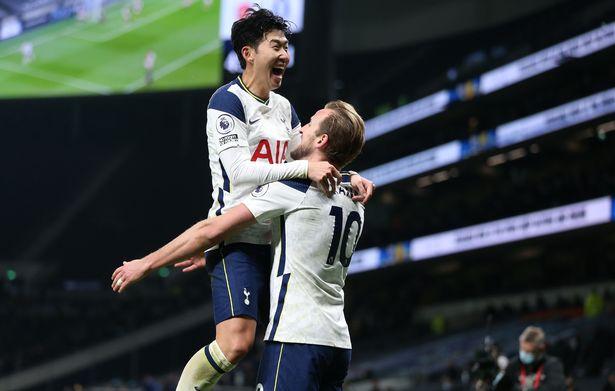 Son và Kane lại thành người hùng của Spurs