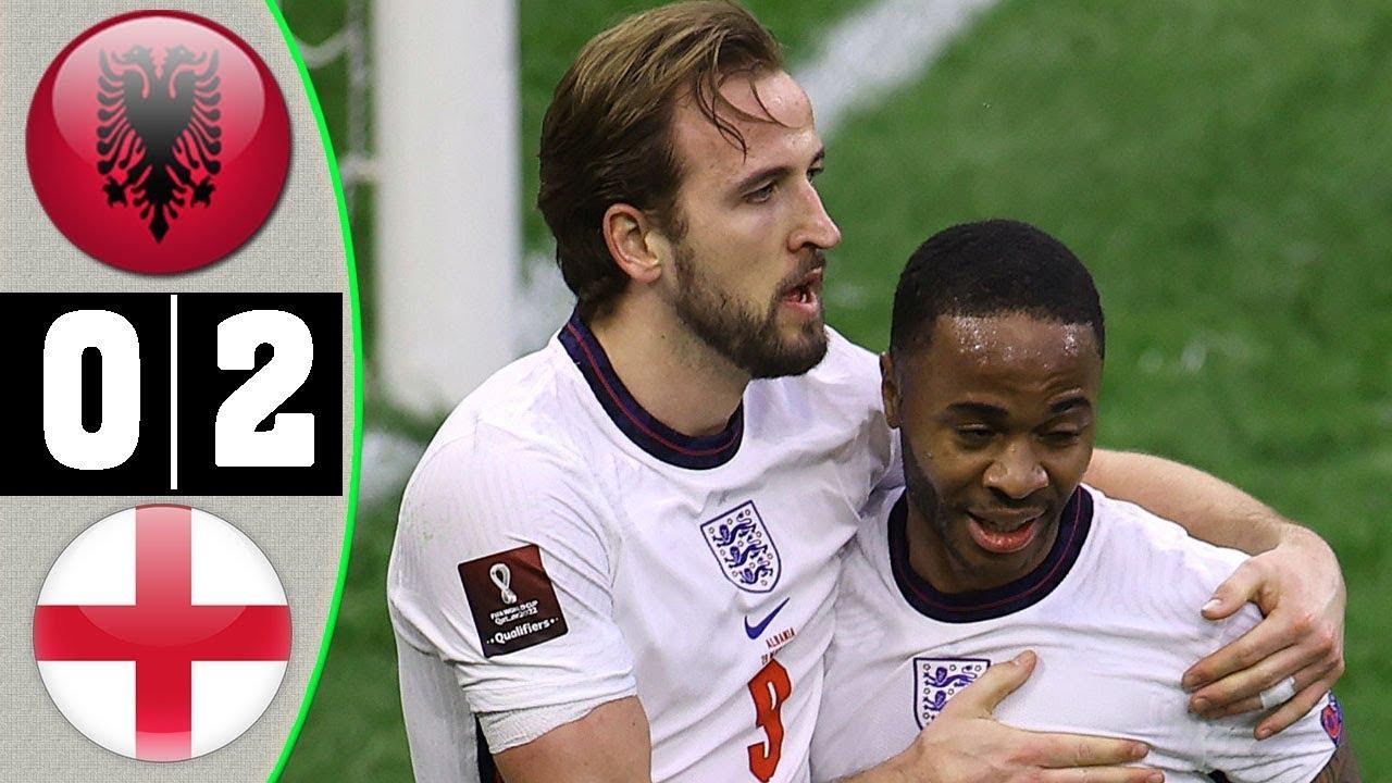 Albania 0-2 Anh: Kane, Mount giúp ĐT Anh đánh bại ĐT Albania ở Vòng loại World Cup