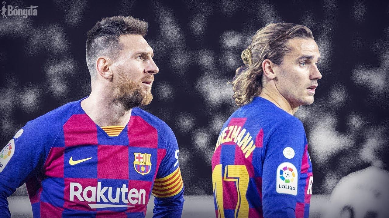 Tiết lộ gây sốc Griezmann trở lại Atletico sau khi Barca mất Messi