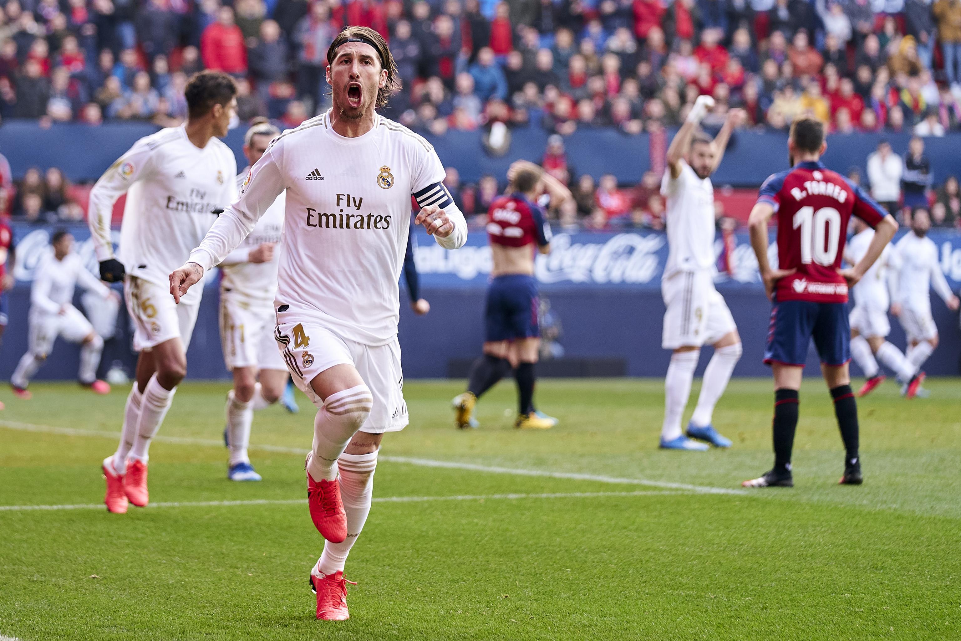 Real Madrid trở thành ứng cử viên cho vô địch La Liga