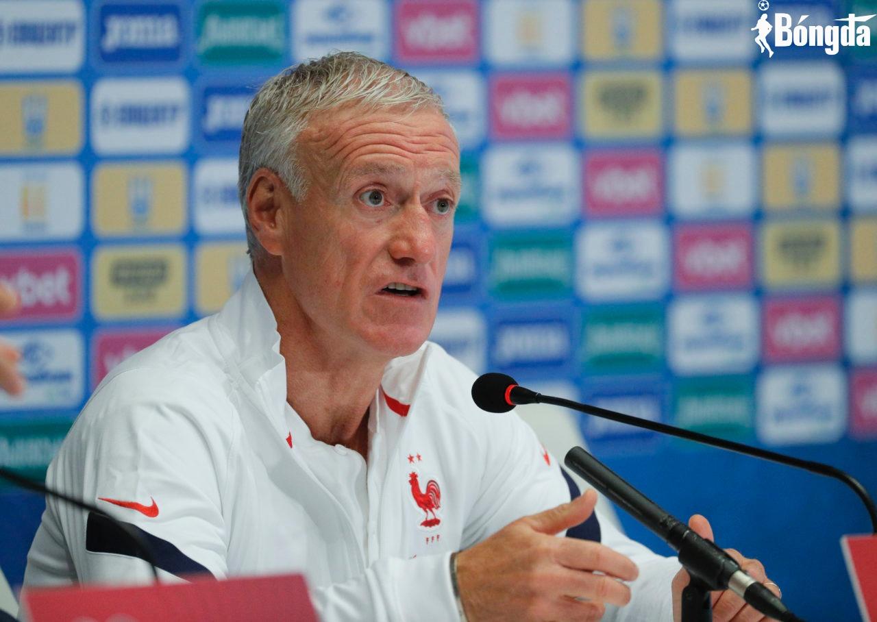 ĐTQG Pháp tái khẳng định vị thế nhờ cuộc chạm trán với Bỉ tại Nations League