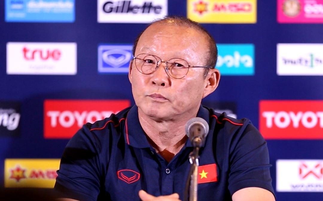HLV Park Hang Seo bác bỏ lời đồn về dẫn dắt ĐT Hàn Quốc