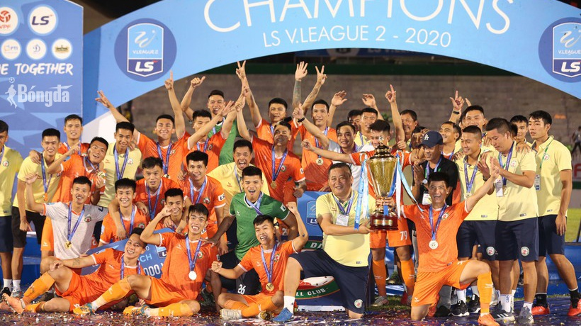 V-League 2021: Vó ngựa Bình Định tái xuất