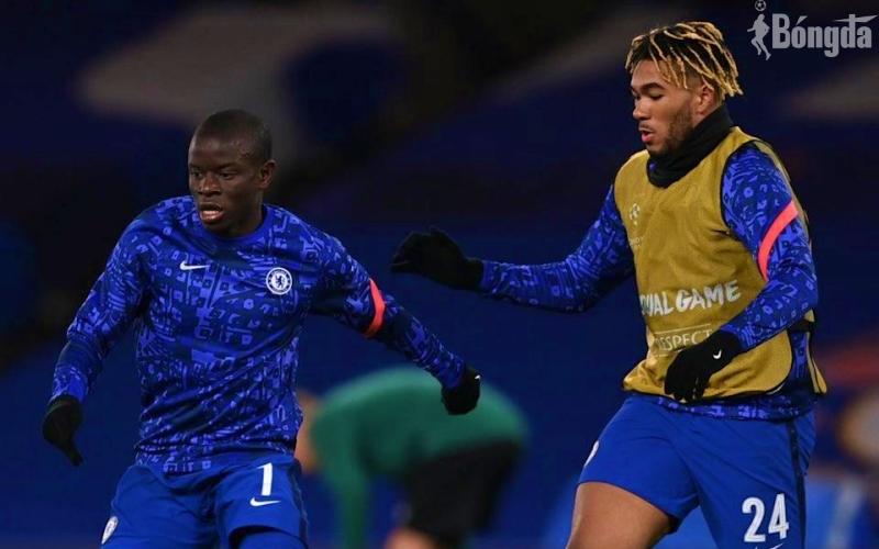 Chelsea chào đón sự trở lại của Kante trước cuộc đụng độ với Brentford