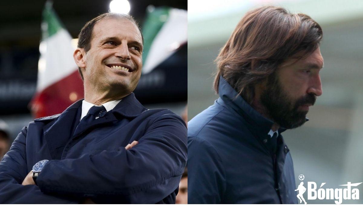 Điểm nhấn Serie A 20/21: Juventus sa thải Pirlo, Massimiliano Allegri trở lại dẫn dắt CLB