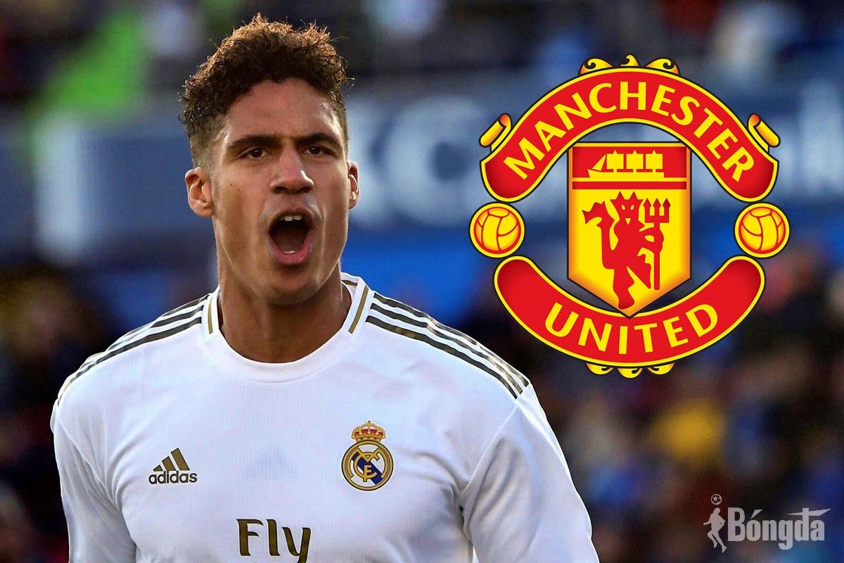 Real Madrid bán Varane cho Manchester United để đầu tư thương vụ Mbappe?