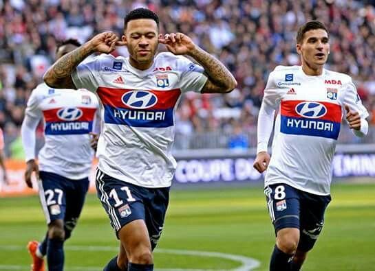 Memphis Depay và Houssem Aouar muốn được chơi cho ba câu lạc bộ hàng đầu thế giới
