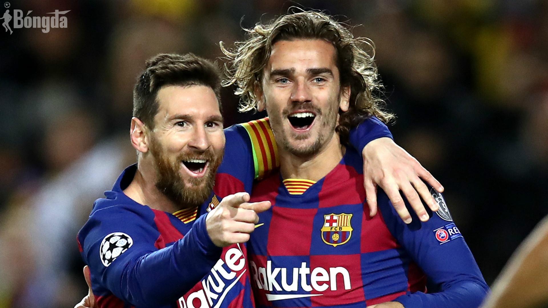 Chuyển nhượng La Liga mới nhất: Vì Messi, Barca hy sinh Antoine Griezmann