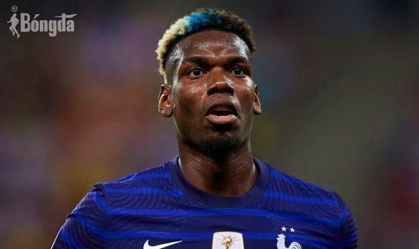 Paul Pogba ủng hộ bộ ba tuyển Anh sau thất bại tại trận chung kết EURO 2020