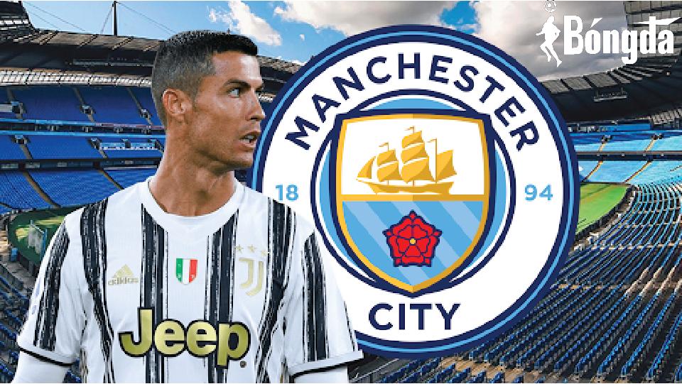Chán Juventus, Manchester City là bến đỗ mới của Cristiano Ronaldo?