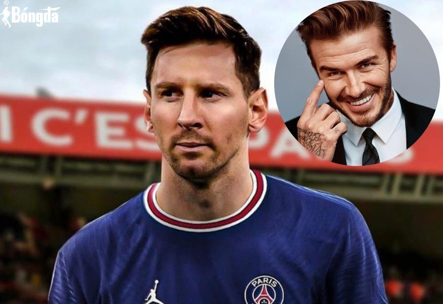 David Beckham nung nấu ý định mang Messi về Inter Miami sau khi giã từ PSG