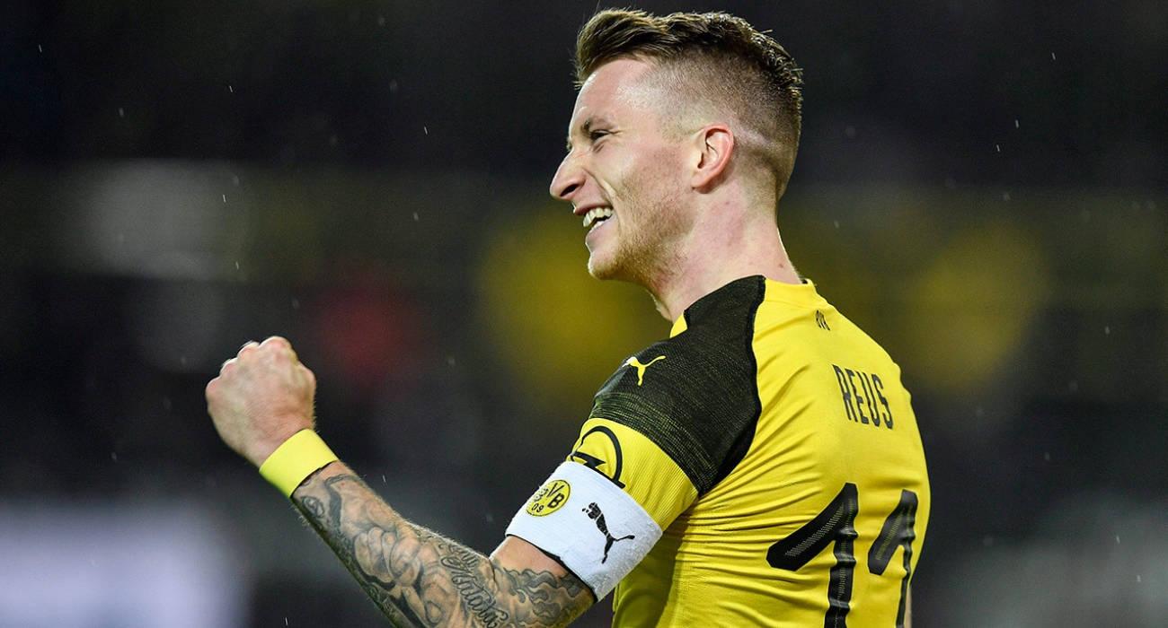 Marco Reus chọn Dortmund thay vì Bayern Munich