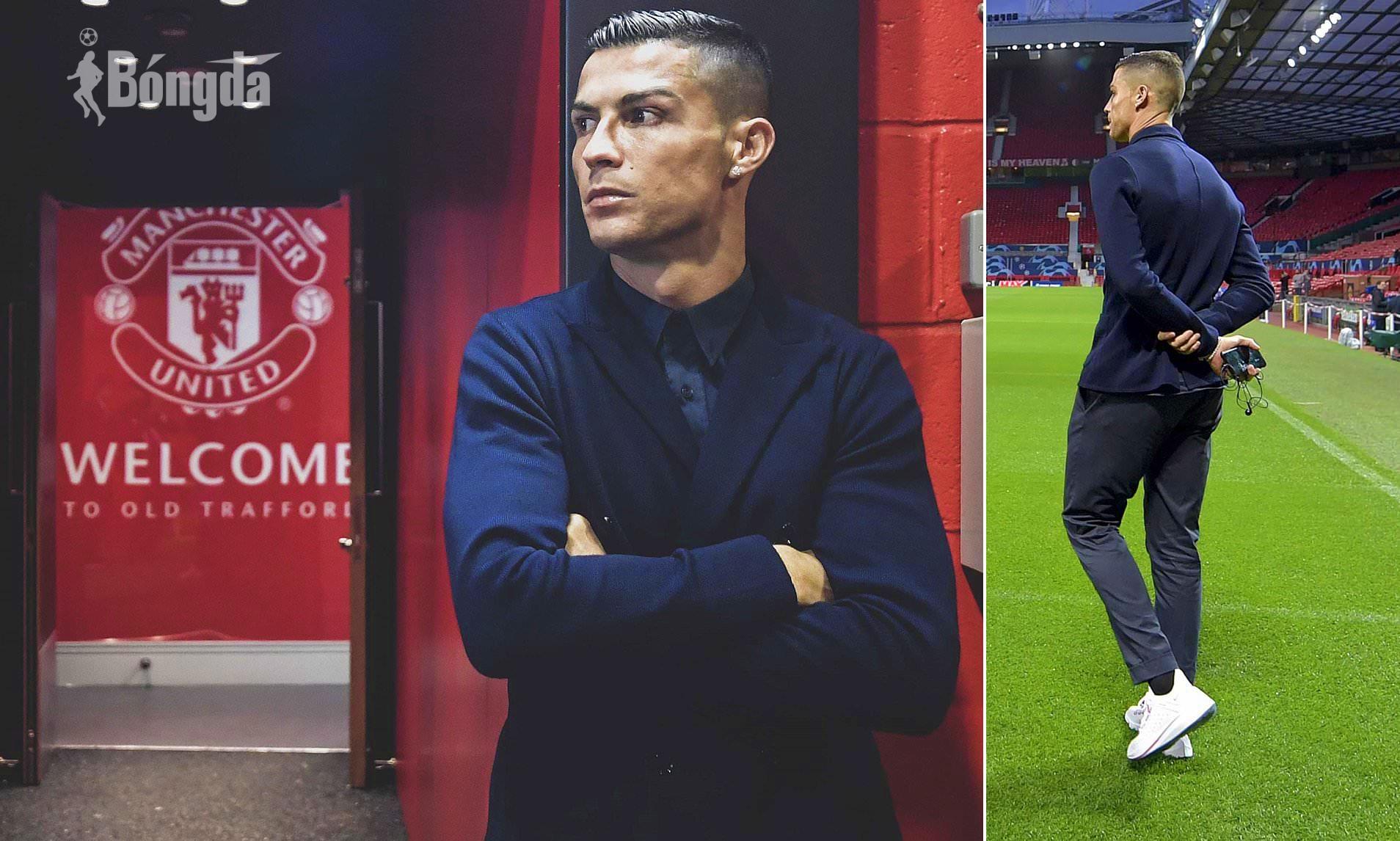 Chia tay Juventus, Cristiano Ronaldo tái hợp 'Gã khổng lồ' Manchester United?