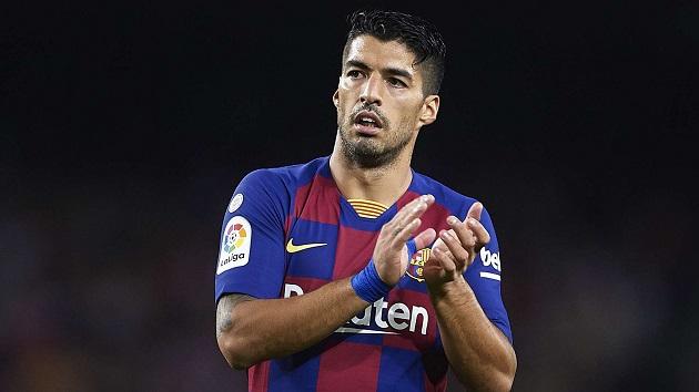 Luis Suarez rời Barcelona đến Juventus