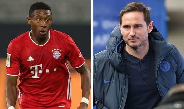 Chelsea có thể là bến đỗ mới của David Alaba, kết thúc sự nghiệp tại Bayern Munich