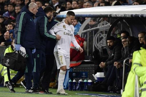 Real Madrid thuyết phục Eden Hazard không phẫu thuật mắt cá chân