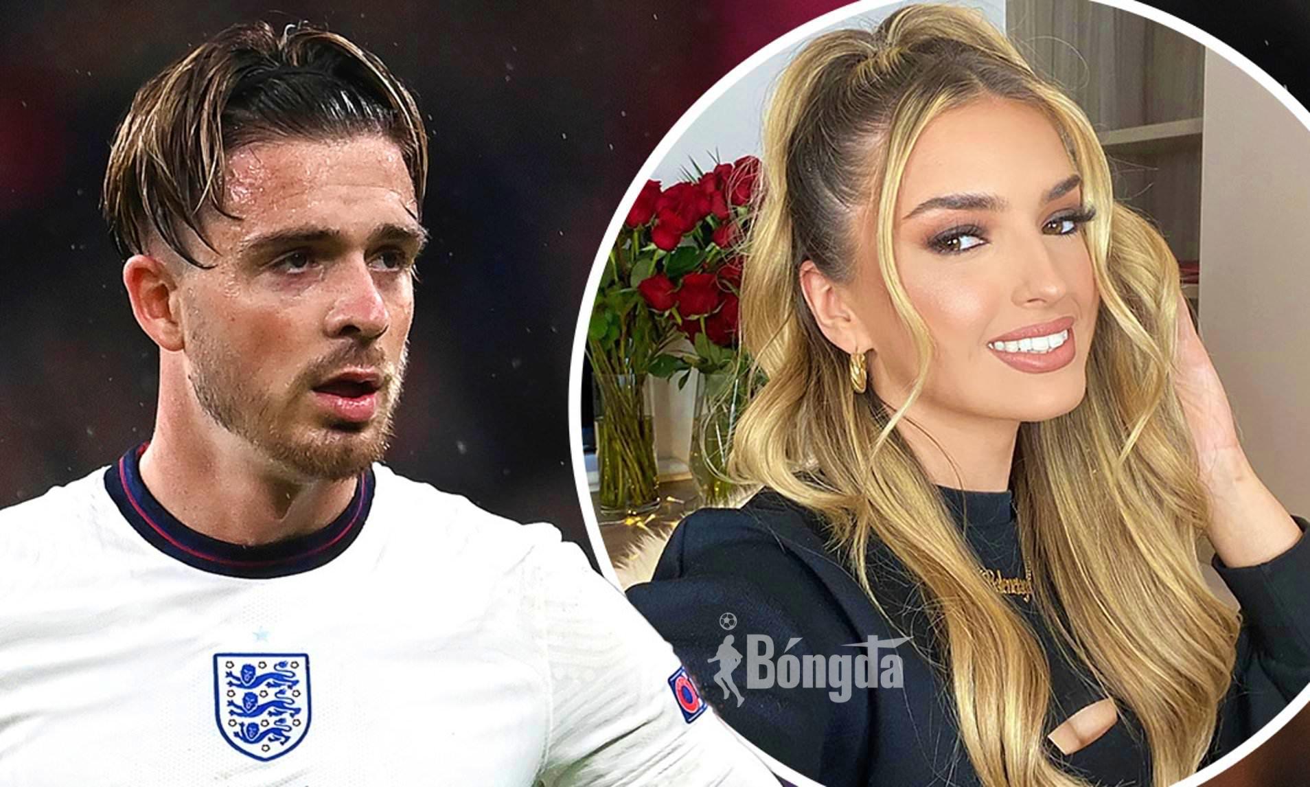 """Bị """"doạ giết"""" 200 lần/ngày trong suốt kỳ Euro 2020, bạn gái Jack Grealish sốc đến tận óc"""