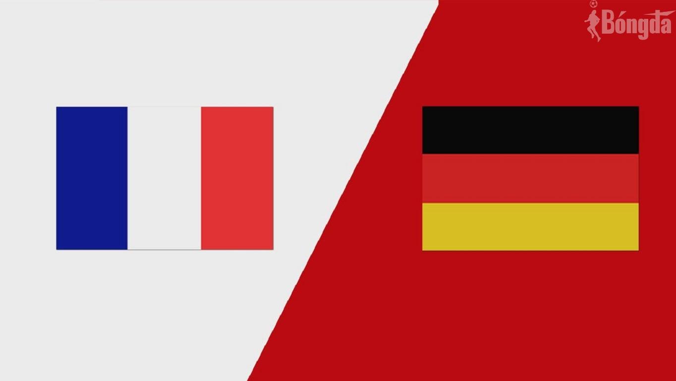 Nhận định EURO 2020:  Đại chiến Pháp -  Đức ngày 16/06