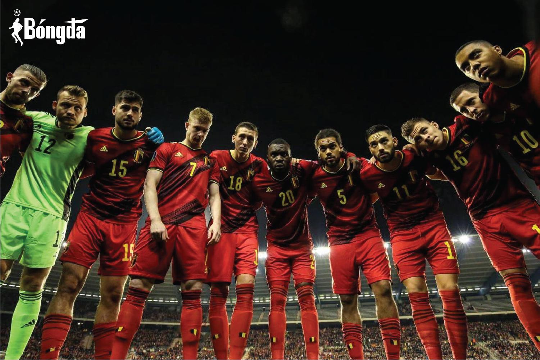 EURO 2020: Đỉnh châu Âu chờ gọi tên tuyển Bỉ