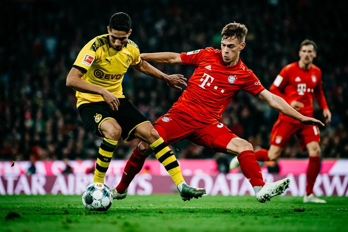 Robert Lewandowski, David Alaba và Leroy Sane giành được danh hiệu Klassiker của Bayern Munich khi vượt qua Borussia Dortmund