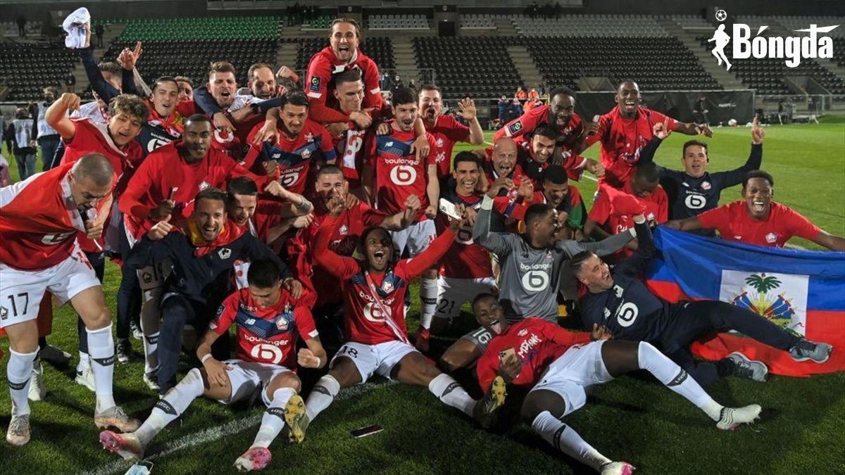 Lille có nguy cơ đụng độ Bayern Munich sau khi chấm dứt đế chế của PSG