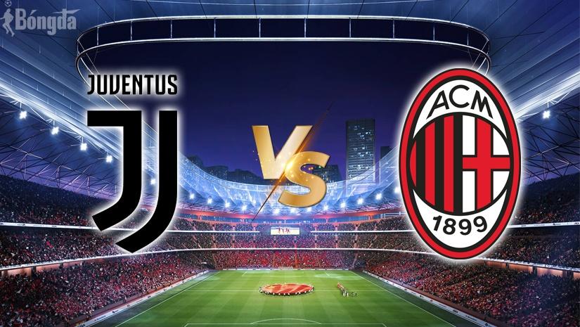"""Nhận định Juventus vs AC Milan 20/09: Lão bà bà """"hồi xuân"""""""
