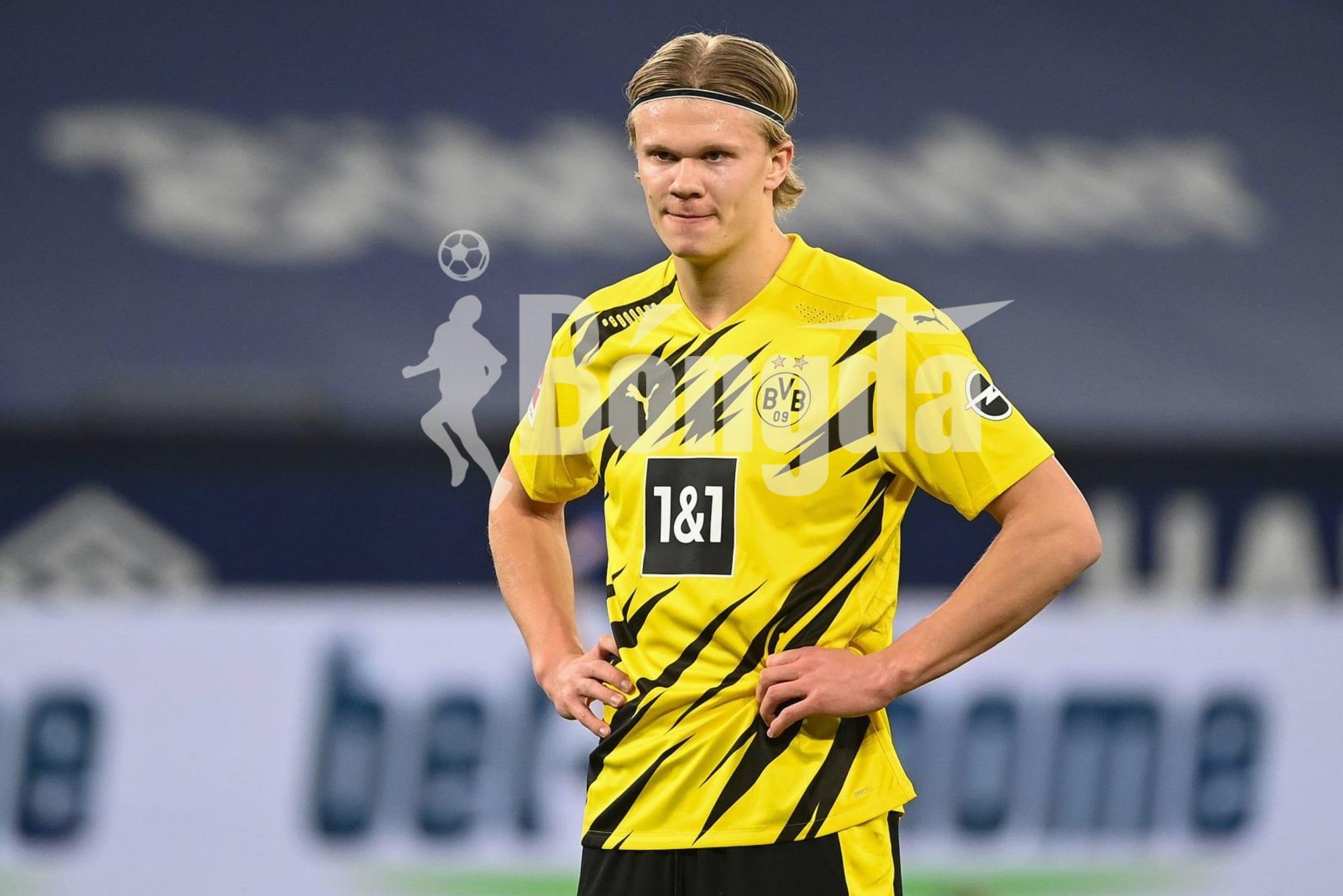 """Erling Haaland vẫn chưa tìm được """"mối"""" nào ngon hơn Dortmund?"""