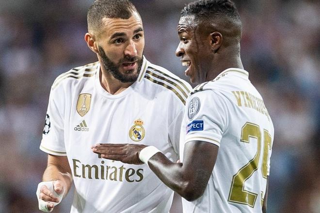 "Benzema xin lỗi vì ""lỡ"" nói xấu Vinicius"