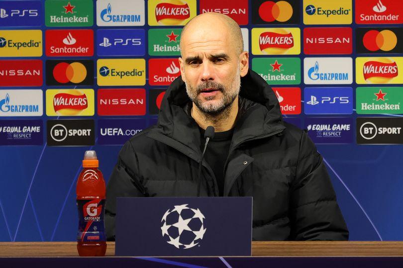 Pep Guardiola tập trung kiếm điểm ở Premier League sau chiến thắng tại Champions League