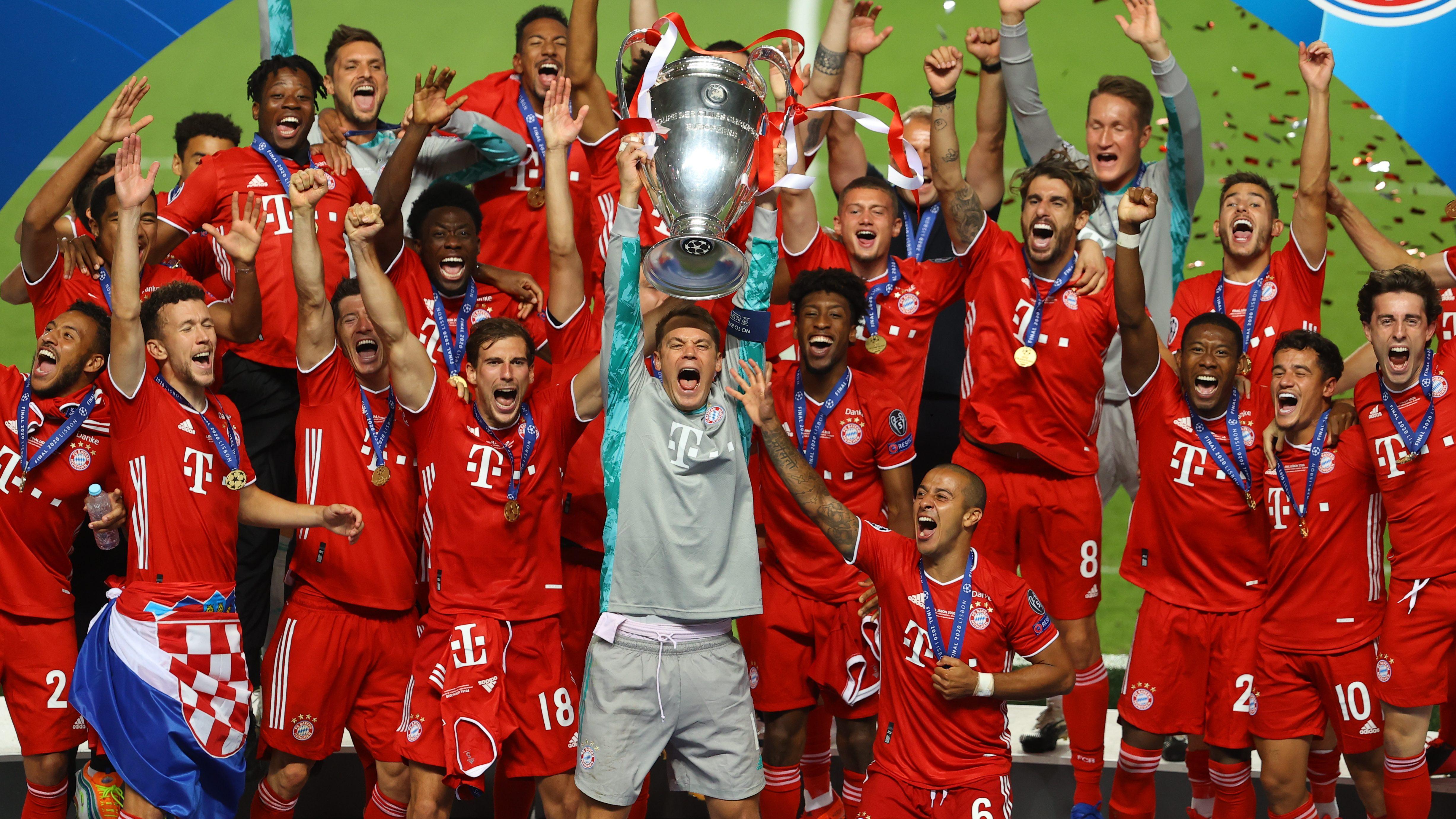 """Ba cầu thủ Bayern Munich cần phải """"cải thiện"""" khi Bundesliga tiếp tục vào cuối tuần này"""