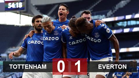 """Sau thất bại 0-1 trước Everton, Mourinho chê bai học trò """"lười biếng"""""""