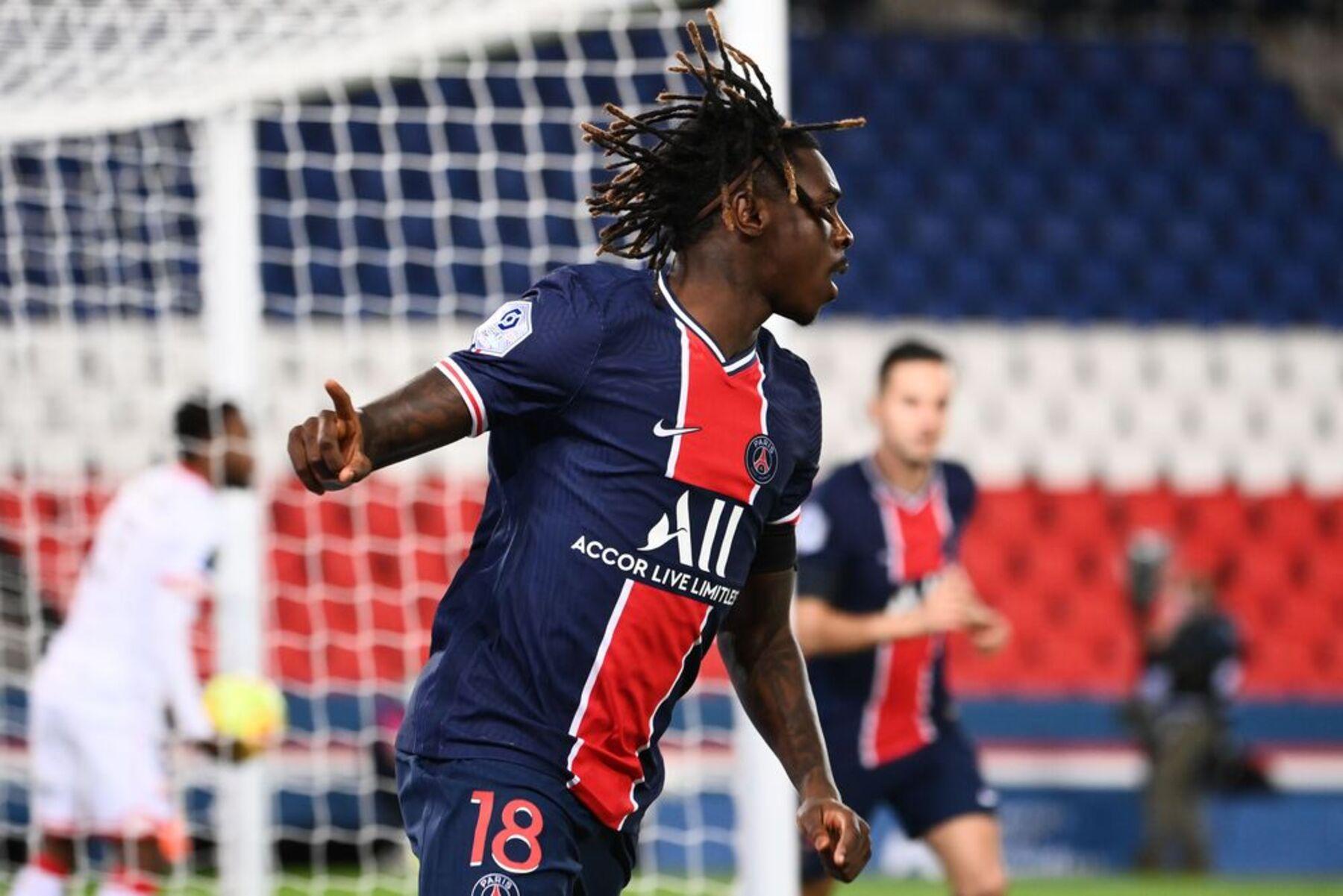 Moise Kean làn gió mới của Paris Saint Germain