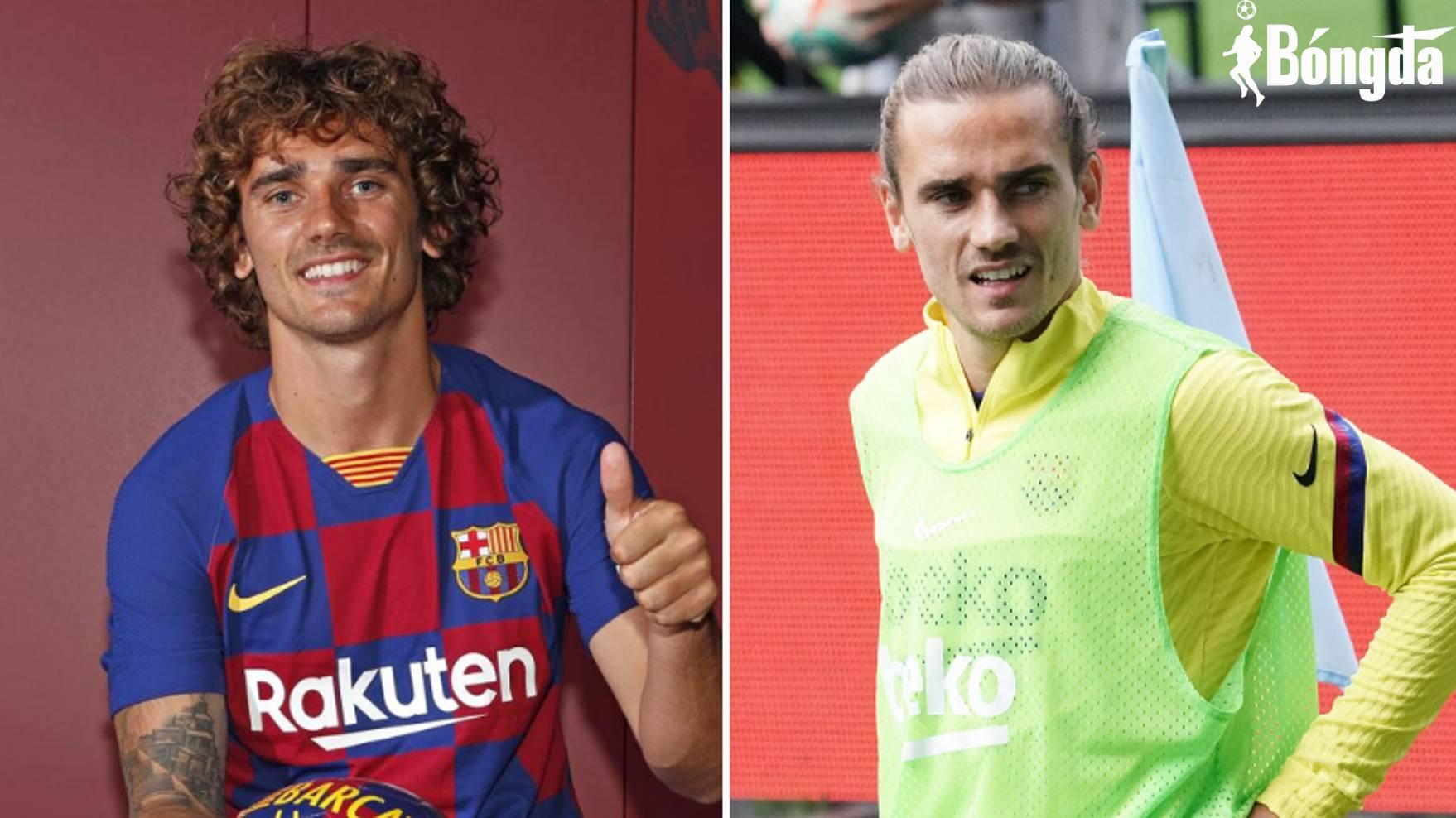 Sốc: Barcelona không đủ tiền chi trả hợp đồng cho Antoine Griezmann