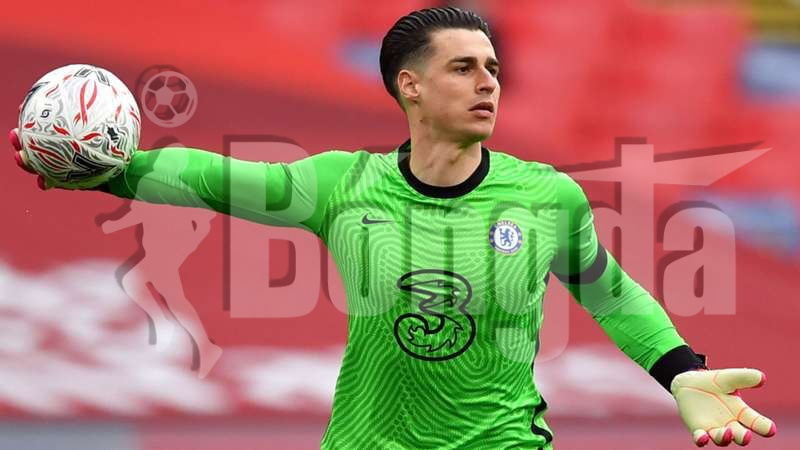 """Chelsea: HLV Thomas Tuchel chốt hạ Kepa trấn giữ """"hào môn"""" trong trận chung kết FA Cup"""